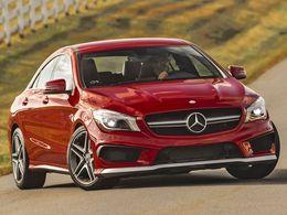 Premium USA : Mercedes domine BMW. Audi toujours loin