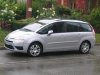 Citroën C4 Picasso en balade