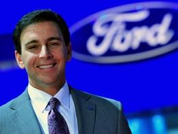Officiel : Mark Fields nommé patron de Ford