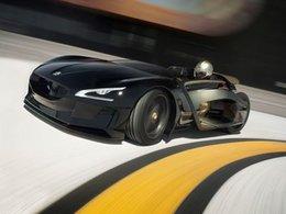 Concept anniversaire Peugeot EX1: c'est lui!