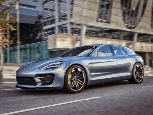 [vidéo] La Porsche Panamera Sport Turismo dans son élément
