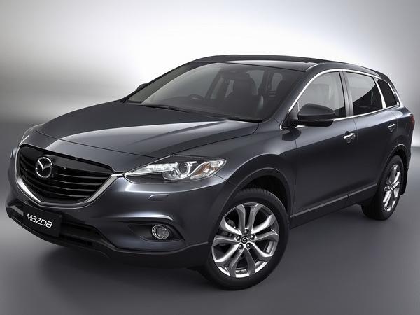 Futur Mazda CX-9 : en quatre cylindres et en diesel ?