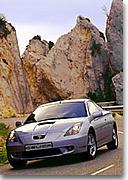 Toyota Celica TS : un avant-goût de Formule 1