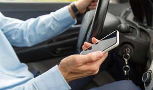 Téléphone au volant: sanction plus sévère au printemps