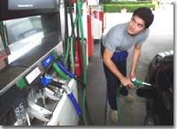 Suisse : les Verts souhaitent taxer le carburant de 20 centimes de plus