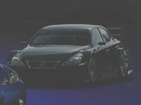Tokyo Auto Salon: une Lexus IS-F Racing méga impressionnante!