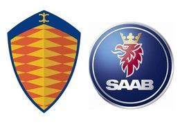 Officiel : Saab va à Koenigsegg
