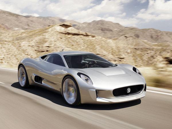 Jaguar - Quel avenir pour le concept C-X75?