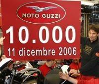 Guzzi en est à 10.000