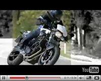 Vidéo Moto : BMW F800 R 2009, film promotionnel
