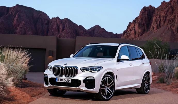 BMW : les X5 et X6 adoptent la microhybridation en diesel
