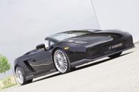 Lamborghini Gallardo Spider: au tour du Spider