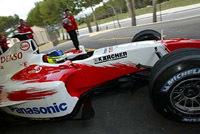 Toyota F1: rendez-vous à Laguna Seca