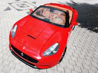 La Ferrari California CDC Performance en vidéo