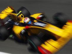 F1 - Encore un nouveau sponsor pour Renault