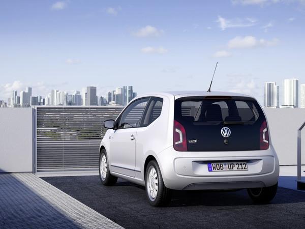 La Volkswagen Up! déjà essayée