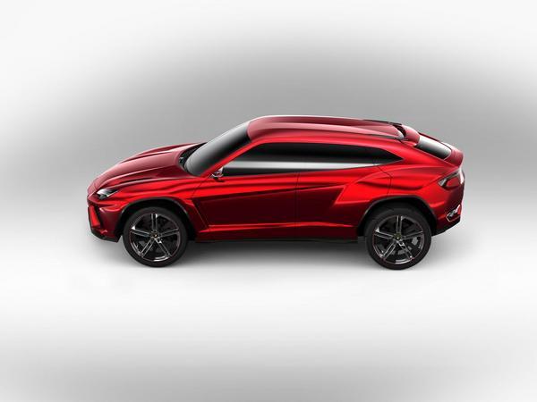 La 1ère Lamborghini turbo serait le SUV Urus