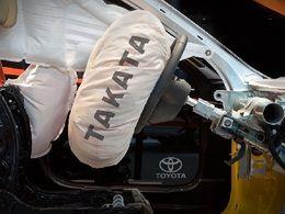 Toyota rappelle 1,6 million de véhicules à cause de Takata