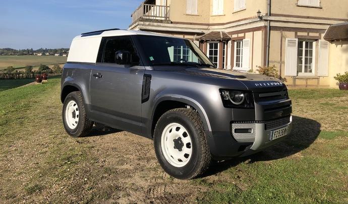 Essai - Land Rover Defender 90 Hard Top (2021) : subir peut attendre