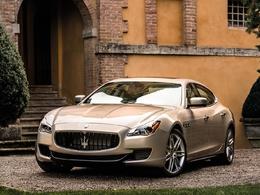 Fiat va investir 1.2 milliard € pour relancer Maserati