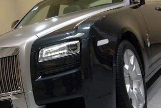 La Rolls-Royce Ghost sera déclinée en version coupé et cabriolet