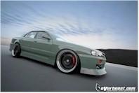 Une Nissan Skyline pas comme les autres..