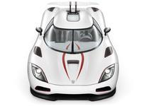 La Koenigsegg Agera R bat 6 records de vitesse