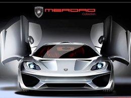 McLaren MP4-12C MehRon GT par Merdad Collection : enfin bestiale
