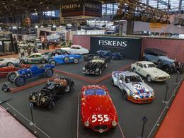 Rétromobile 2016 : le spécialiste anglais de la collection Fiskens exposera une nouvelle fois