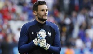 Hugo Lloris, gardien de l'équipe de France de football, arrêté ivre au volant