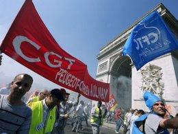 PSA : les plans B de la CGT et de la CFDT
