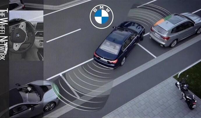 BMW révolutionne le système de stationnement automatique