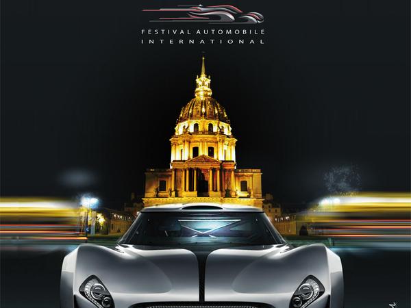 Agenda : Onyx, A110-50, i8, Bertone, Giugiaro et d'autres  au Festival Automobile International