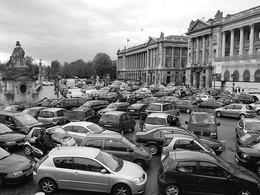 Etude - les embouteillages coûteraient 623 euros par foyer en France