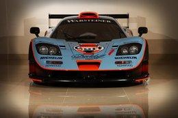 A vendre : la dernière McLaren F1 GTR de tous les temps