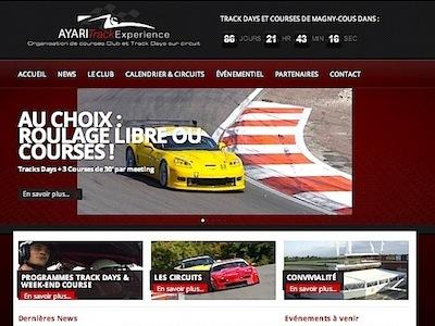 Soheil Ayari lance le club Ayari Track Experience