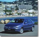 Fiat Brava Stell : avant la Stilo