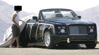 Nouvelle Rolls-Royce Corniche à Paris ou Detroit ?