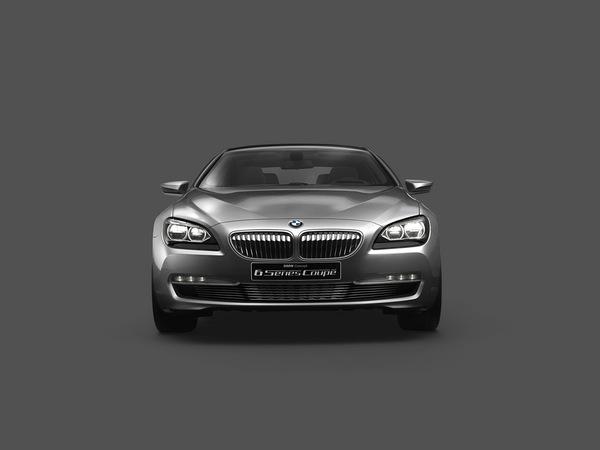 Mondial de Paris 2010 : le Concept BMW Serie 6 en vidéo