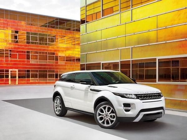 Mondial de Paris 2010 : le Range Rover Evoque en détail