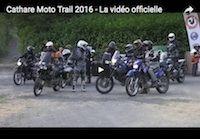 Vidéo: le Cathare Moto Trail 2016