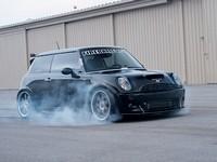 Mini Cooper S : Turbo + Protoxyde d'azote : 478 cv !