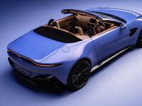 Salon de Genève 2020 - Aston Martin Vantage Roadster: rouler vite en plein air