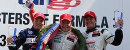 F3 Masters de Zandvoort: Bottas s'impose
