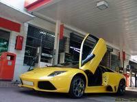La photo du jour : Lamborghini Murcielago LP640