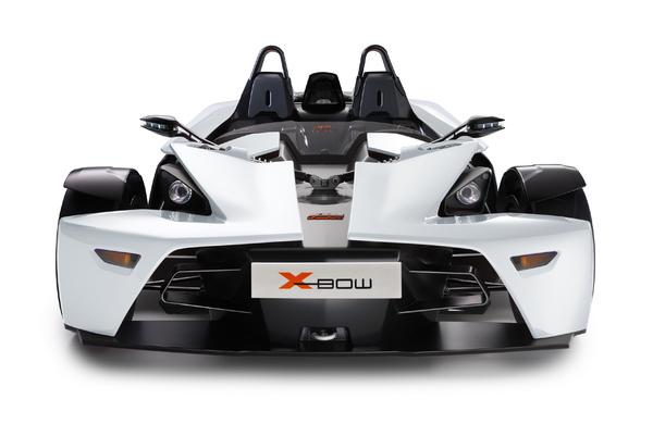 """KTM X-Bow """"Dallara Series"""" à l'Autosport Show"""