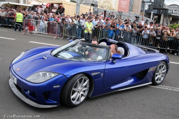Photos du jour : Koenigsegg CCX