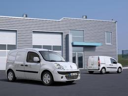 Le Renault Kangoo Express Z.E. débute, à partir de 15000 euros