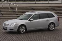 Cadillac BLS Wagon : elle a droit au bioéthanol  !