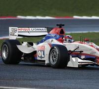 Superleague Formula: Nelson Panciatici le douzième homme de l'Olympique Lyonnais